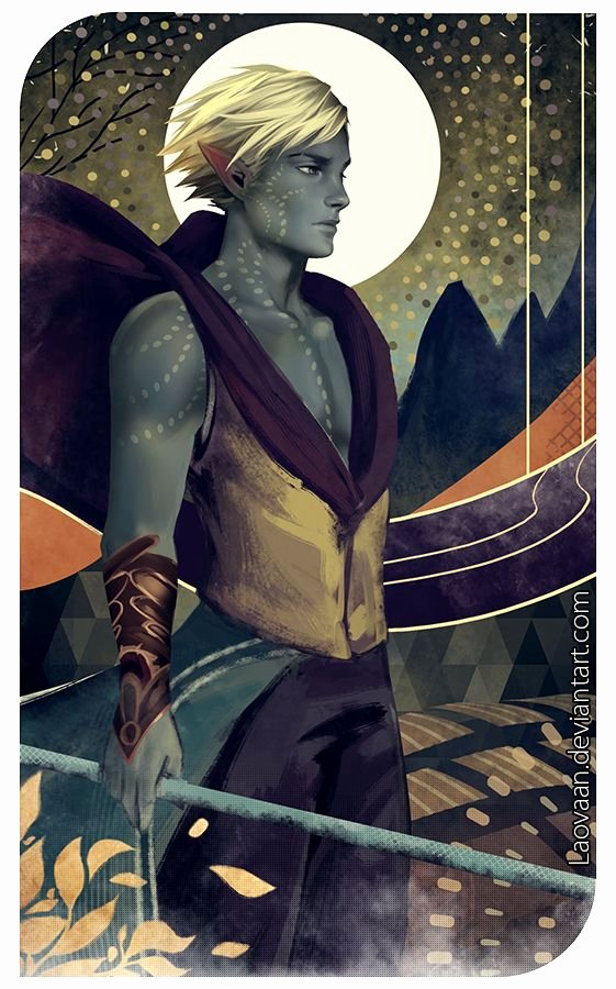 Dragon Age Tarot Card Template Elegant Tarot Dragon Age by Laovaan On Deviantart the Expression
