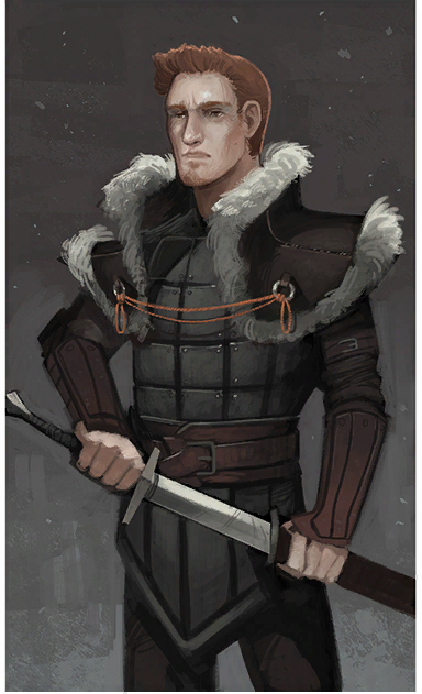 Dragon Age Tarot Card Template Lovely Alistair Tarot