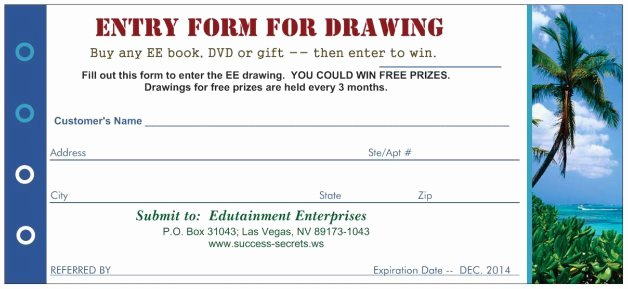 Drawing Entry form Template Word Beautiful Draw Entry form Template Maggi Locustdesign