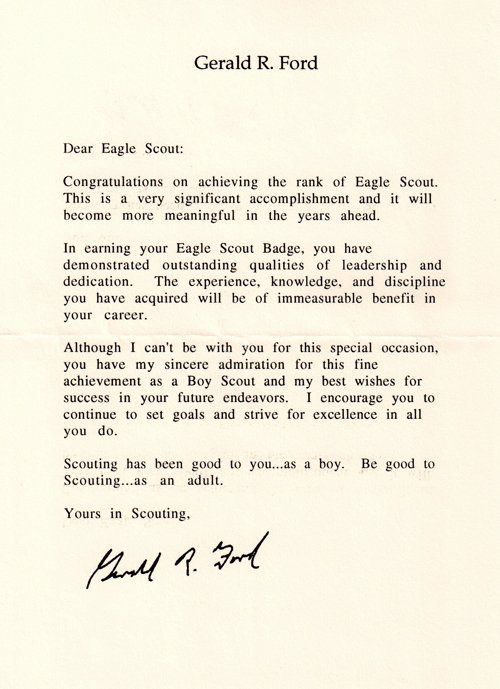 Eagle Scout Ambition Statement Example Elegant How to Request Congratulatory Letters for Your Eagle Scout