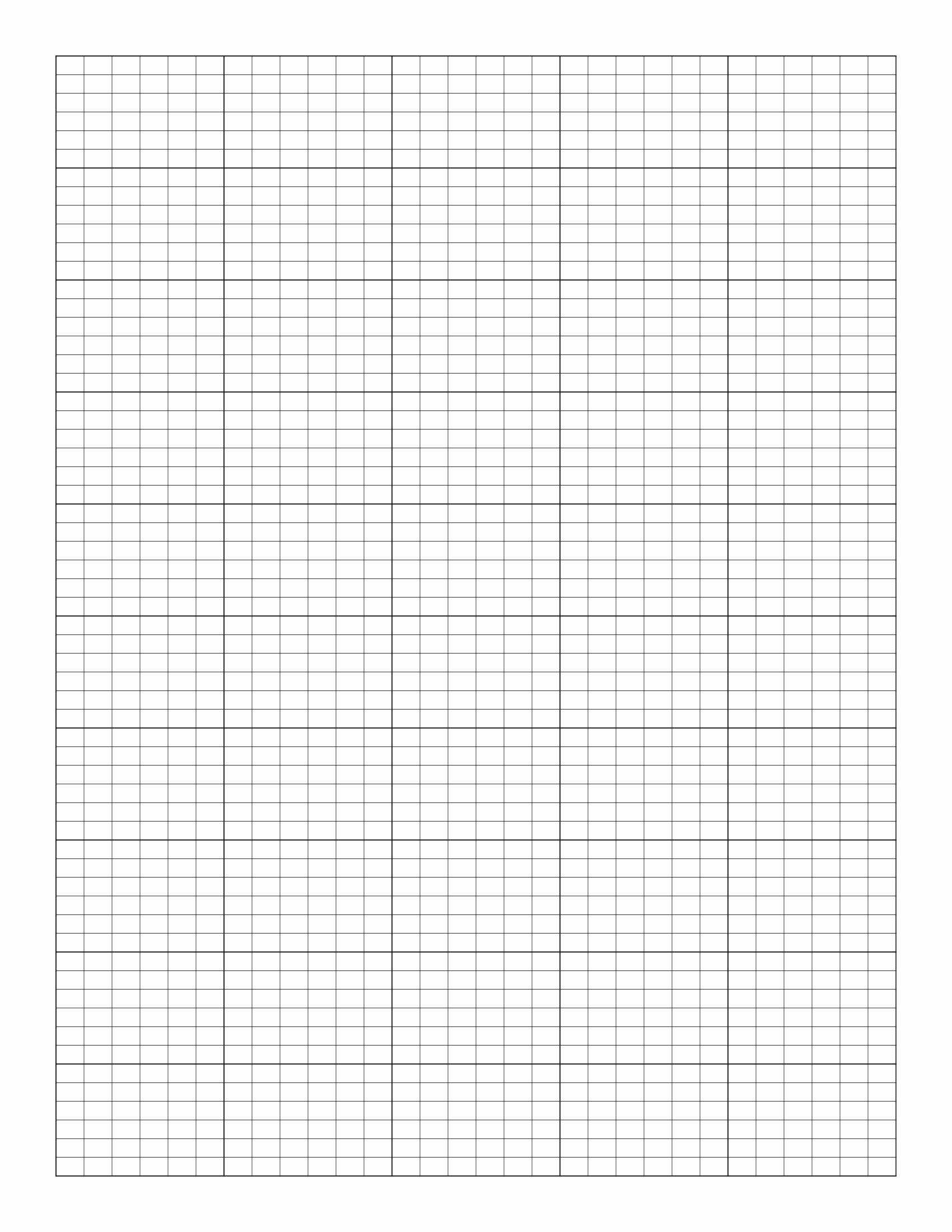 Editable Class List Elegant Free Line Graph Paper Simple asymmetric