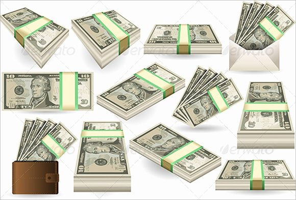 Editable Play Money Template Beautiful 9 attractive Sample Play Money Templates to Download