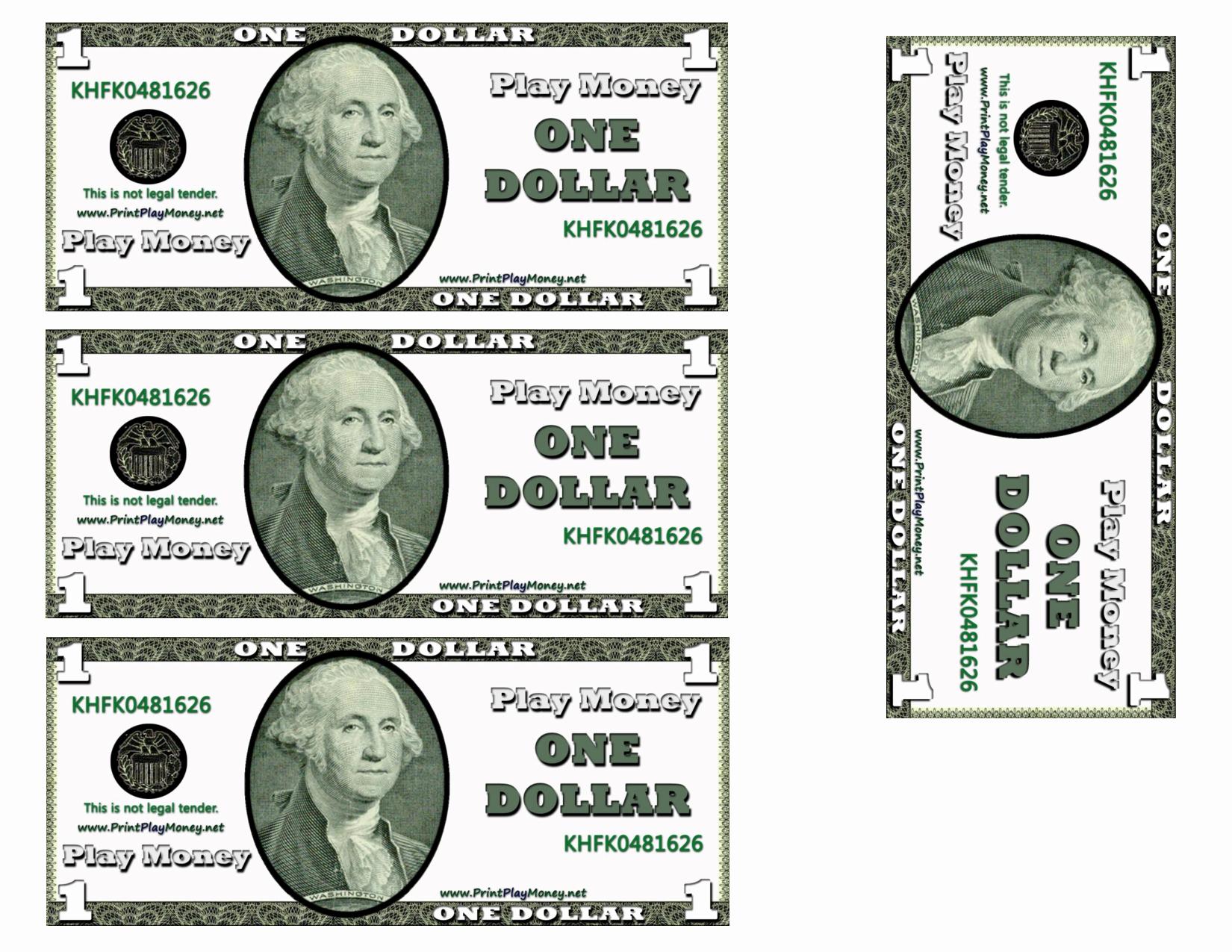Editable Play Money Template Inspirational Best S Of Microsoft Templates Play Money Play Money