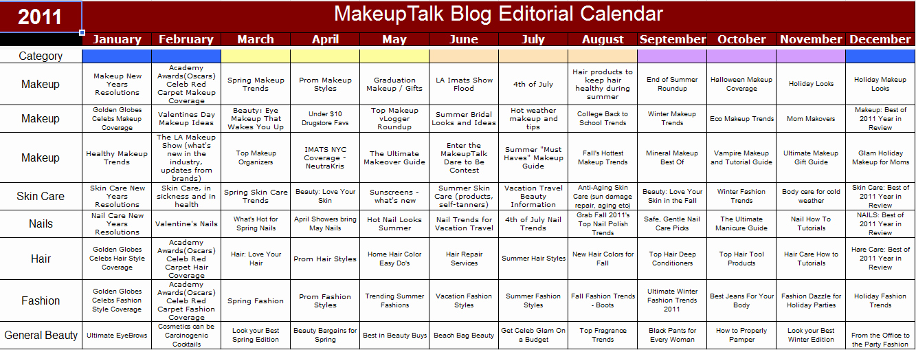 Editorial Calendar Template Google Docs Best Of Editorial Calendar Gallery