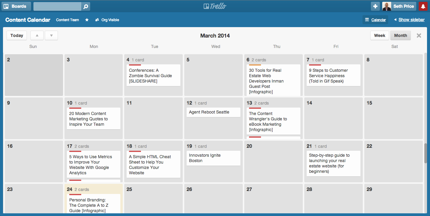 Editorial Calendar Template Google Docs Elegant How to Create An Editorial Calendar for Your Content