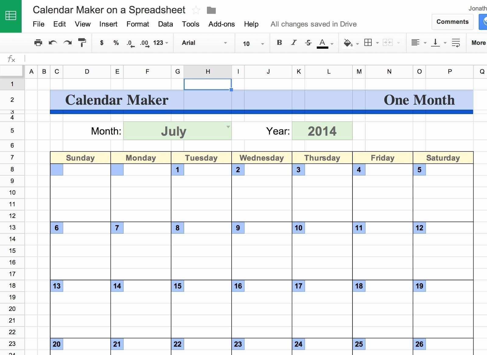 Editorial Calendar Template Google Docs New the Weekly Calendar Template Google Docs Calendar