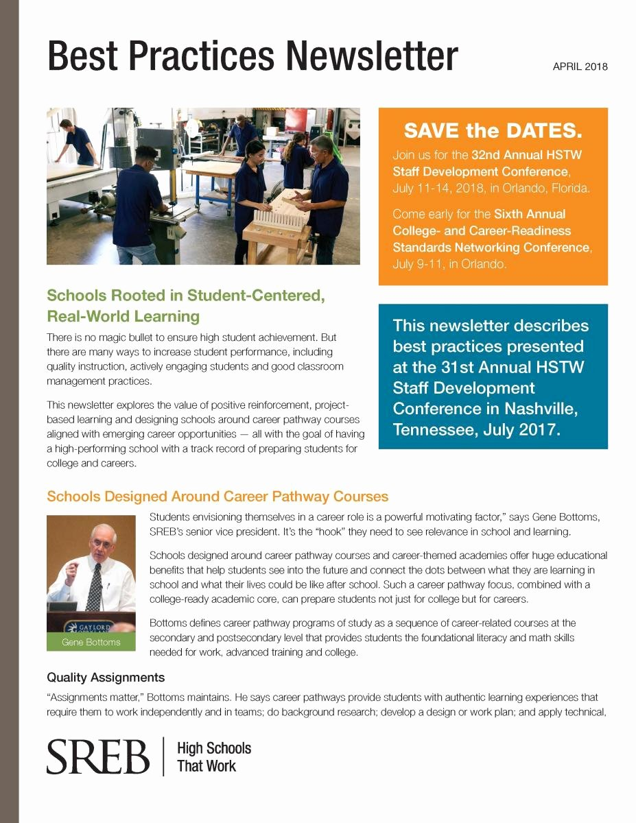 Education World Newsletter Beautiful Schools Rooted In Student Centered Real World Learning