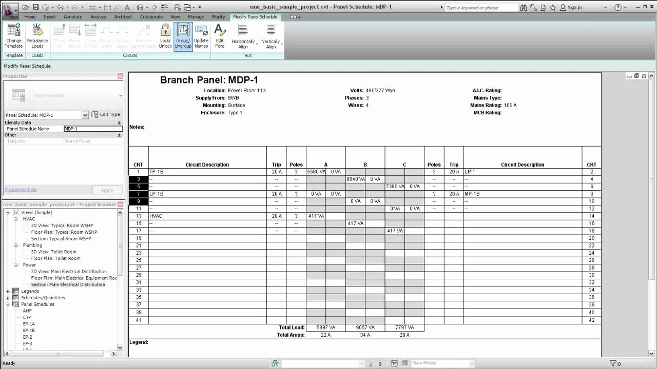 Electrical Panel Schedule Template Excel Inspirational Template for Electrical Panel Schedule Free Programs