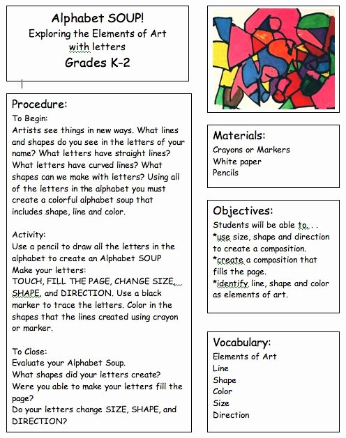 Elementary School Lesson Plan Awesome 25 Best Ideas About Art Lesson Plans On Pinterest
