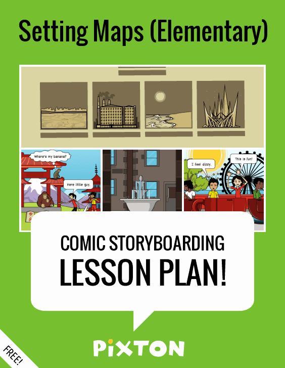 Elementary School Lesson Plan Lovely Lesson Plan Setting Maps Elementary