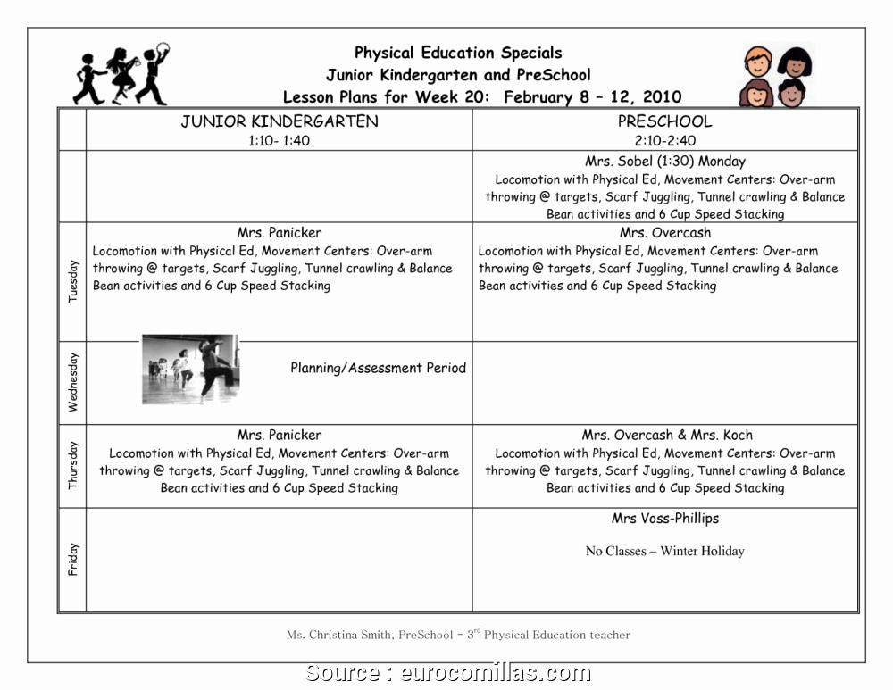 Elementary School Lesson Plan Luxury 7 Most Physical Education Movement Lesson Plans