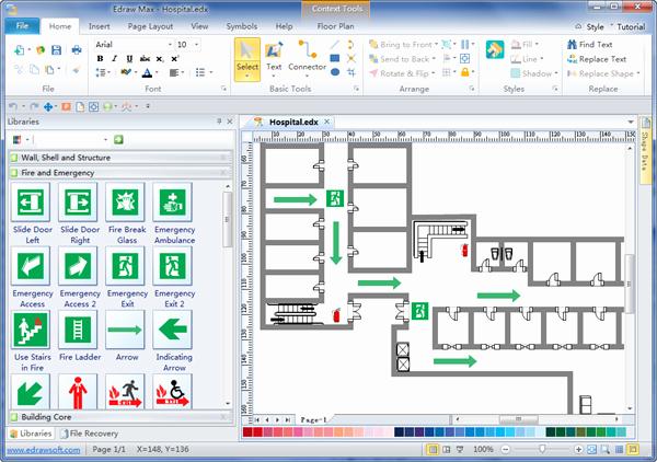 Emergency Evacuation Plan Template Free Best Of Emergency Evacuation Diagrams Free Download Emergency