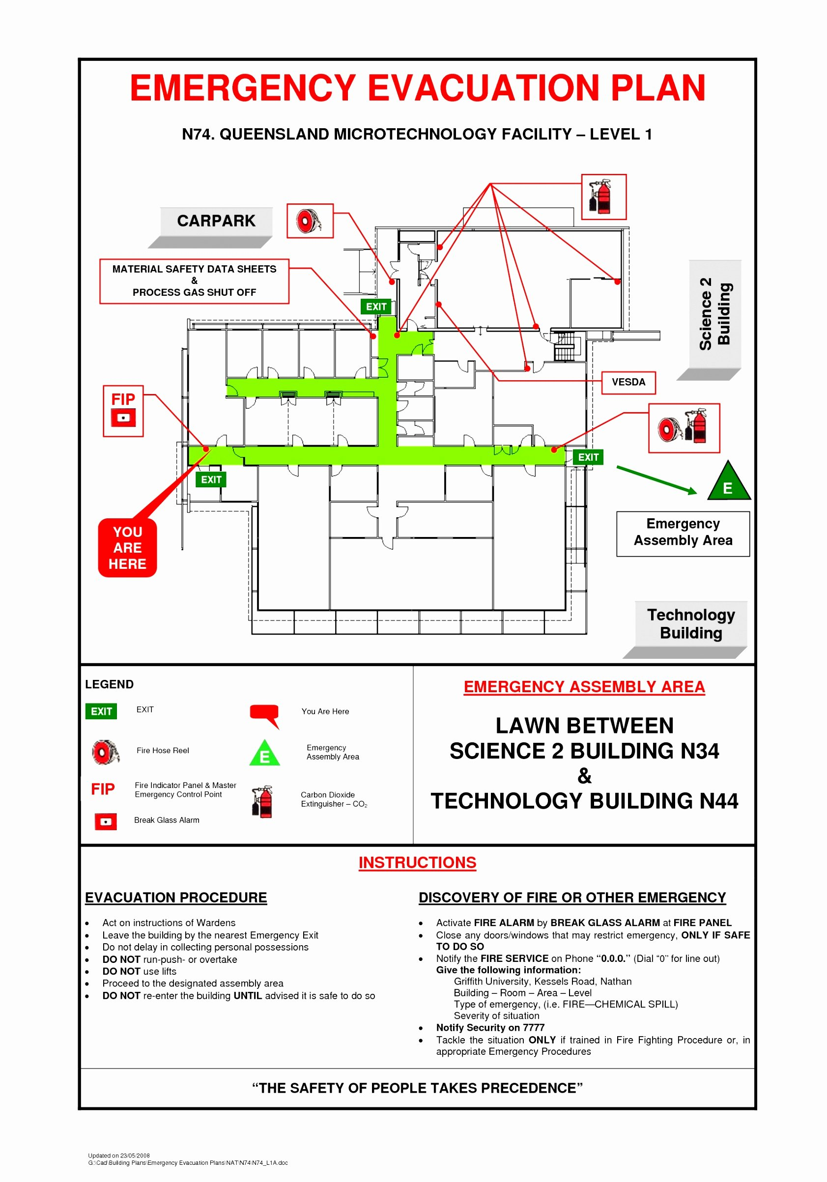 Emergency Evacuation Plan Template Free Lovely 9 Evacuation Plan Template Free Teyuo