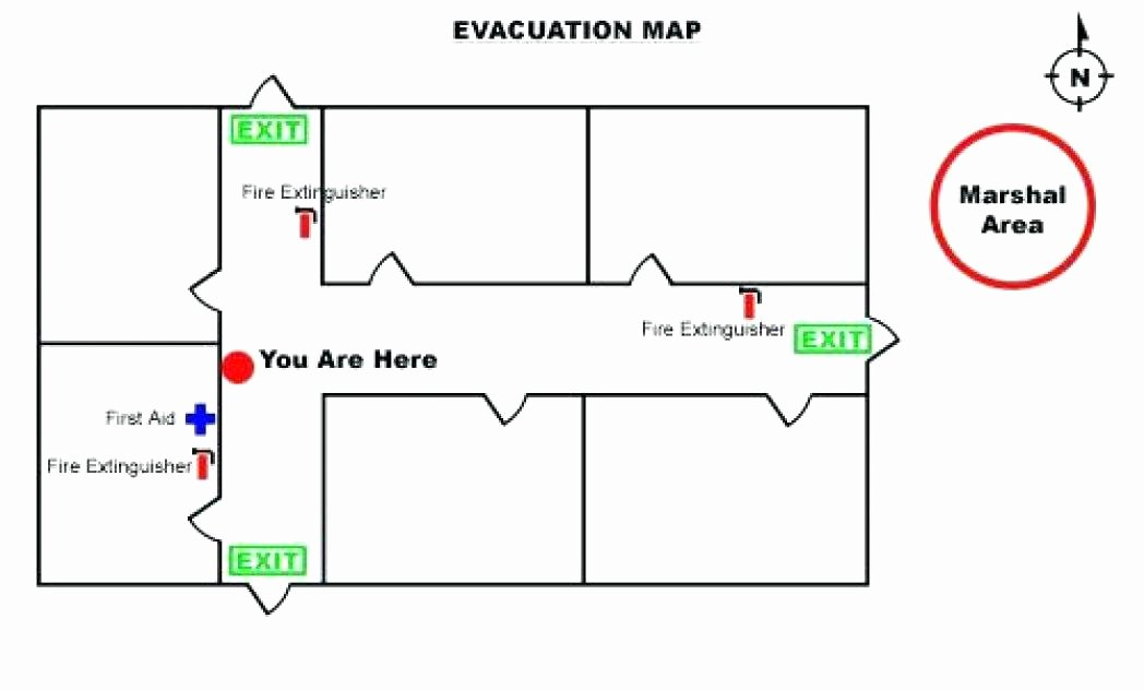 Emergency Evacuation Plan Template Free Lovely Architectural Home Plans Earthquake Evacuation Plan for