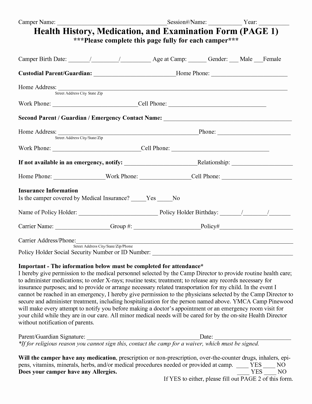 Emergency Room Release form Fresh 10 Best Of Emergency Room Notesc Doctors Notes