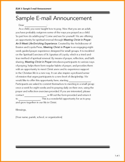 Employee Death Announcement Template Inspirational Death Announcement Template Letter Examples islamic Sample