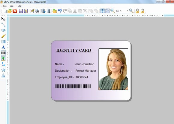 Employee Id Card Template Free Download Elegant Free Download Student Id Card Template Psd