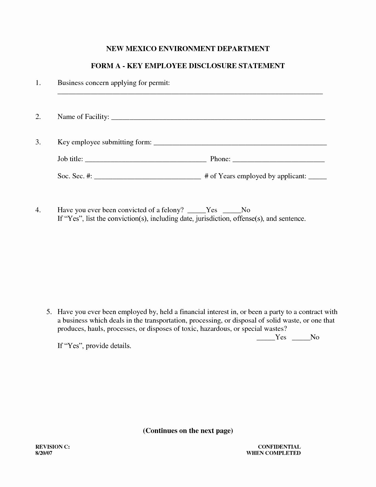 Employee Key Agreement form Best Of Employee Key Holder Agreement form Fast 8 Best Employee