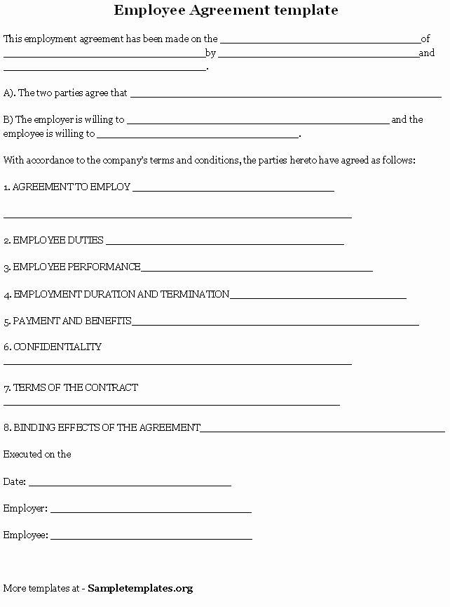 Employee Key Agreement form Luxury 8 Best Of Employee Key Agreement Template