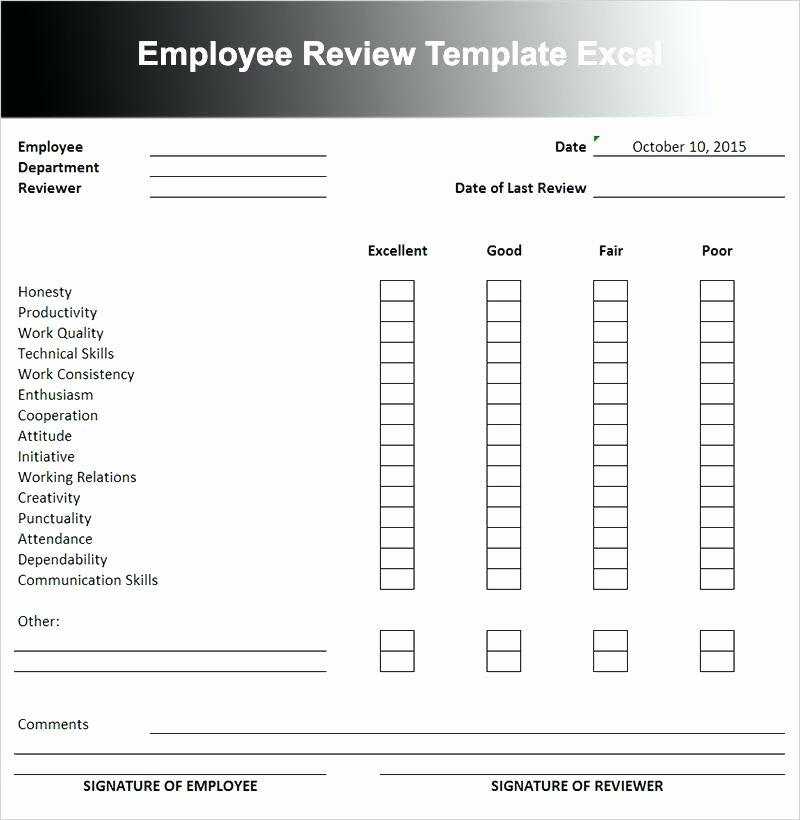Employee Performance Scorecard Template Excel Best Of Performance Template Excel Mythologenfo