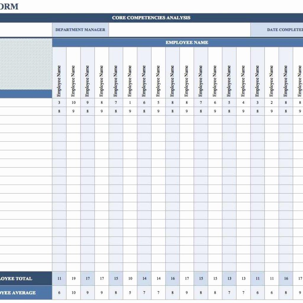 Employee Performance Scorecard Template Excel Elegant Employee Performance Scorecard Template Excel – 8 Employee
