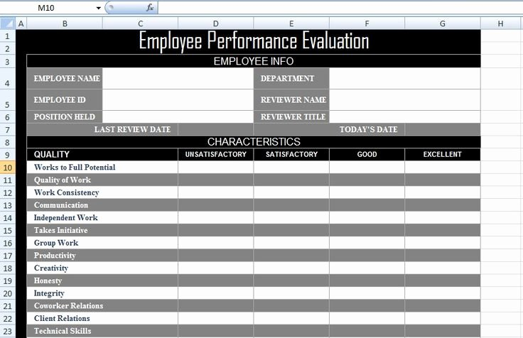 Employee Performance Tracking Template Excel Awesome 623 Best Images About Excel Project Management Templates