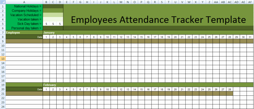 Employee Performance Tracking Template Excel Elegant Get Employee attendance Tracking Templates Excel