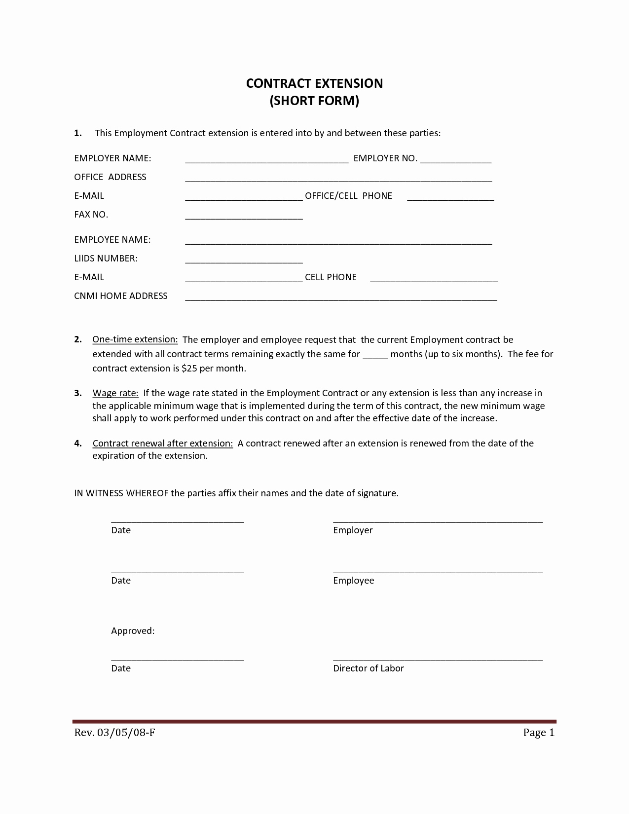 Employee Raise form Awesome 10 Best Of Employee Wage Agreement form Salary
