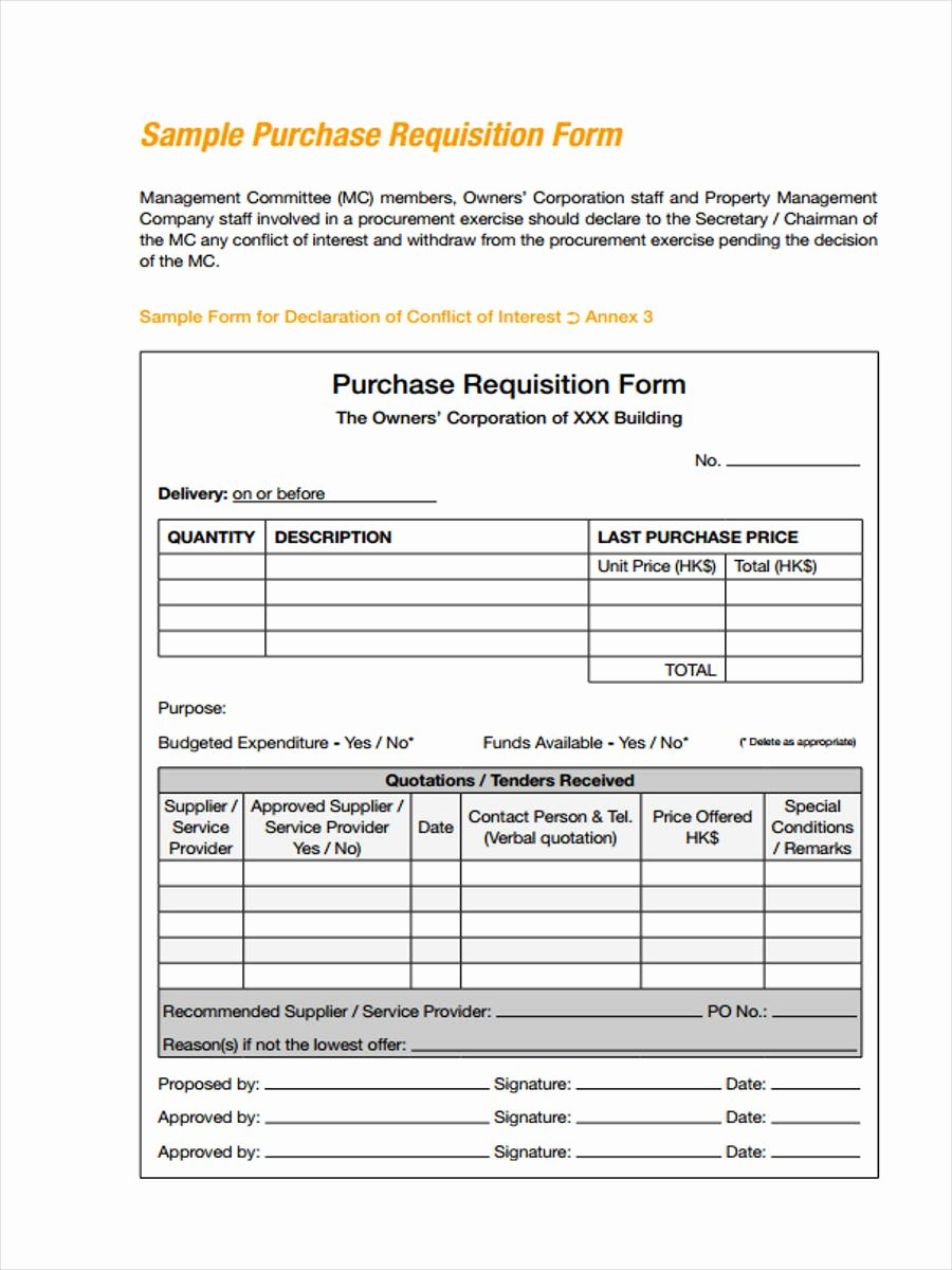 Employment Requisition form Beautiful Employee Requisition forms 9 Free Documents In Pdf