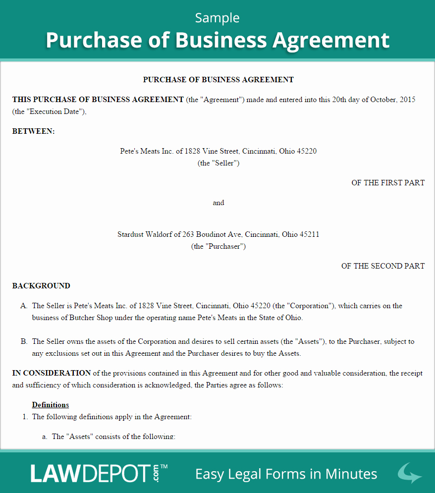 Equity Share Agreement Template Luxury Business Equity Agreement Template Free Templates