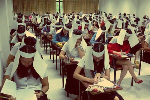Essay About Cheating In School Beautiful Cheating In School is It the norm In Thailand Baan Ajarn