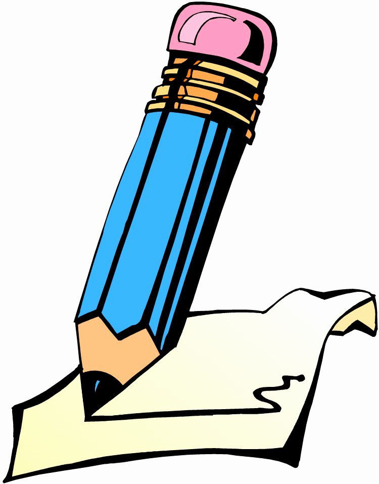 Essay Writing Clip Art Best Of Free Writing Clipart Clipartix