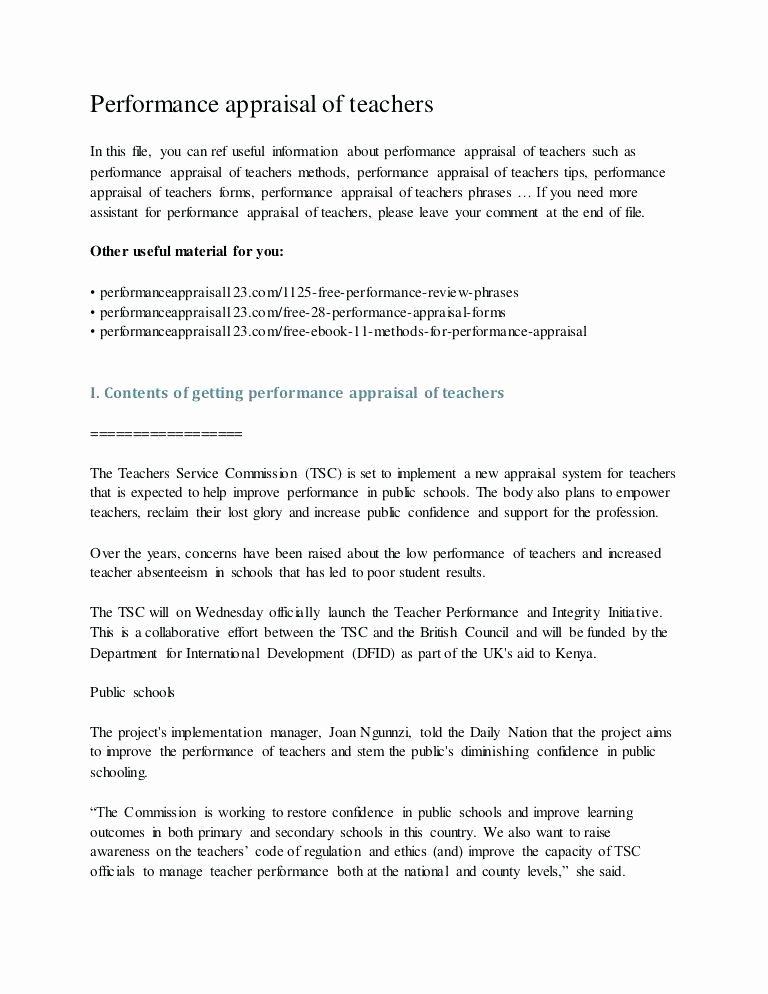 Evaluation Letter Sample for Student Elegant Sample Performance Evaluation