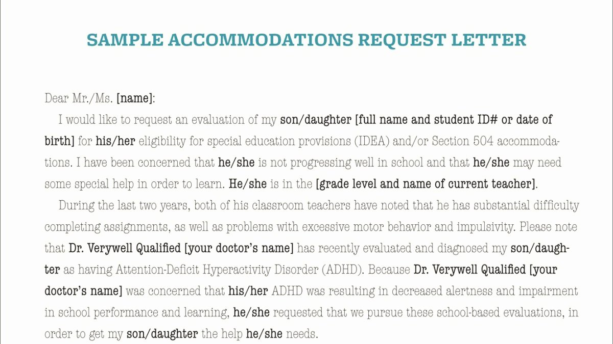 Evaluation Letter Sample for Student Inspirational Sample Letter Requesting Iep Evaluation