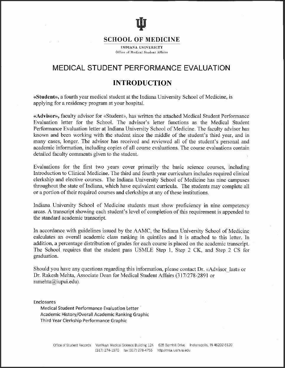 Evaluation Letter Sample for Student Unique Best S Of Students Evaluation Letter Sample Intern