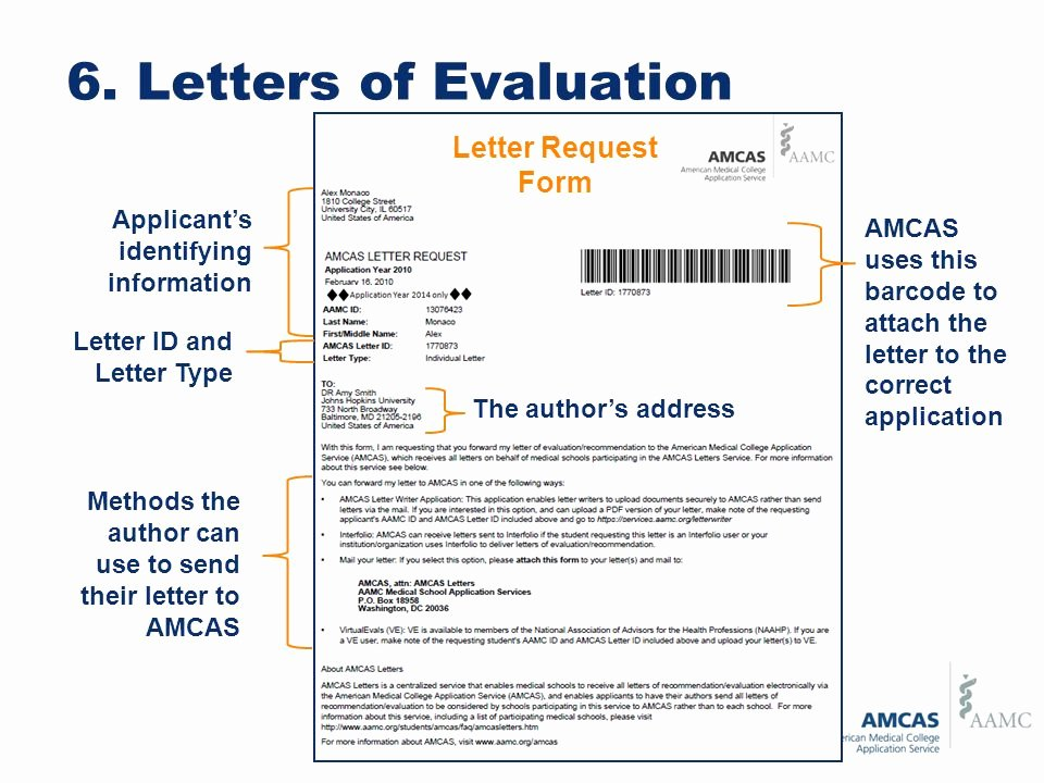 Evaluation Letter Sample for Student Unique Professional Essay Writing Line