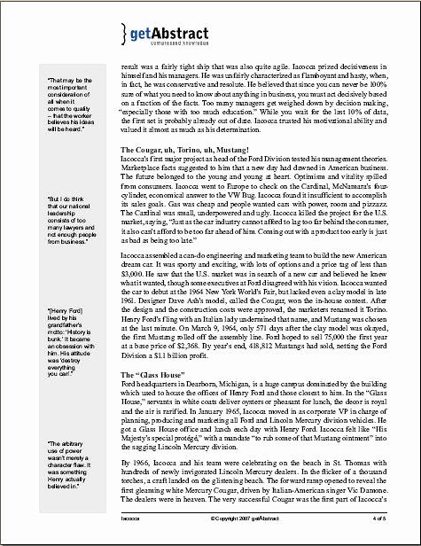 Example Of Book Analysis Unique Book Summary Sample Here's A Free Sample Book Summary