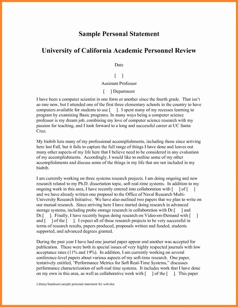 Example Of Personality Profile Essay Awesome Examples Personal Statements