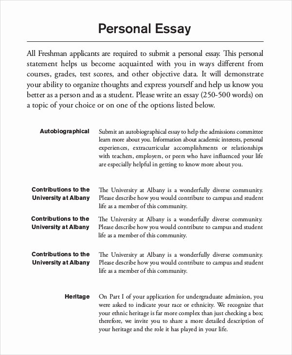 Example Of Personality Profile Essay Beautiful Essay On University Life Pdf Higher Education Existence
