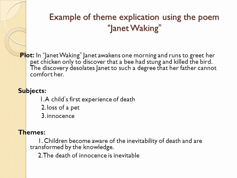 Example Of Poem Analysis Best Of Poetry Analysis Using the Tp Castt Method Ppt Video