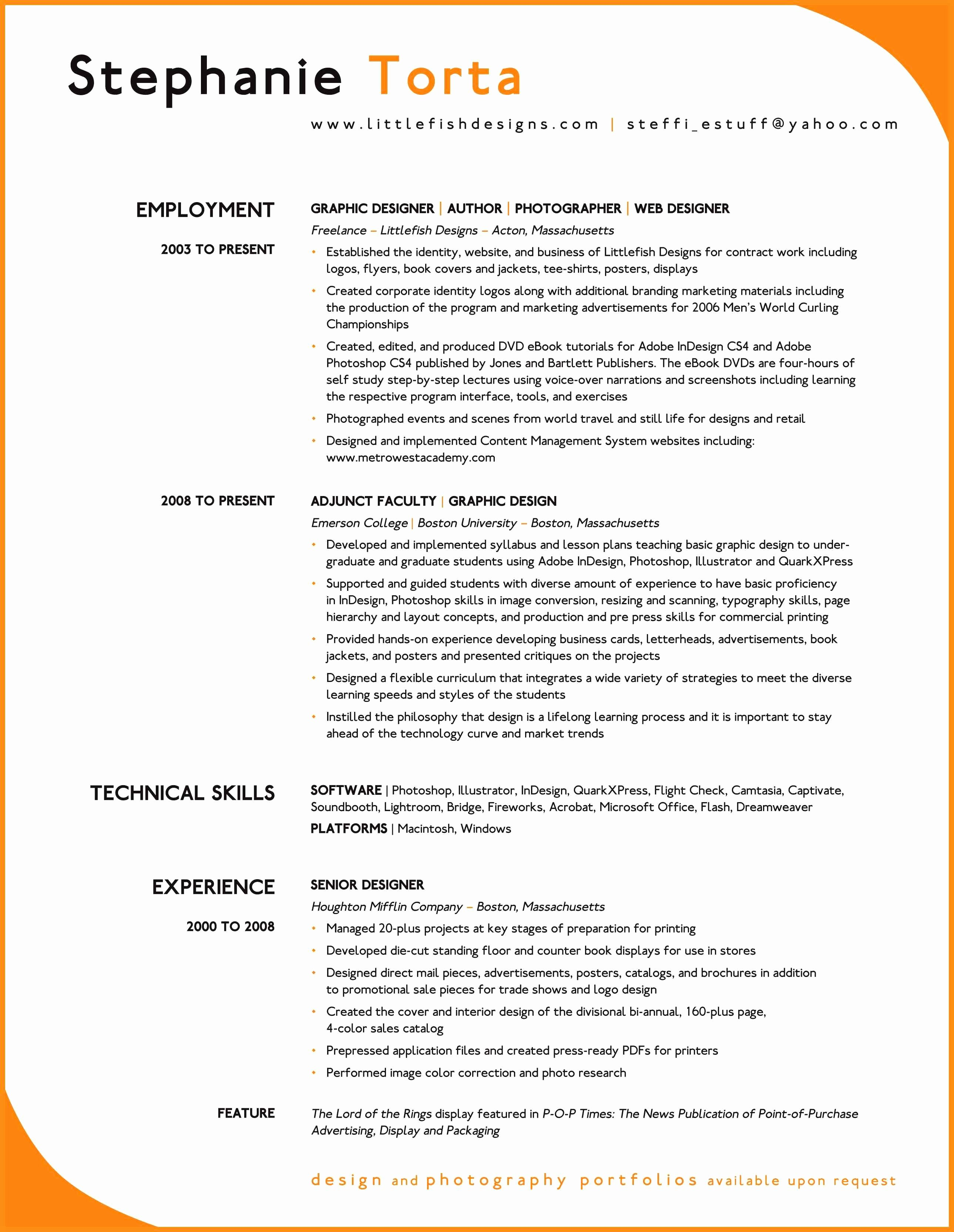 Examples Of Excellent Resumes Best Of Excellent Resume Examples 2014