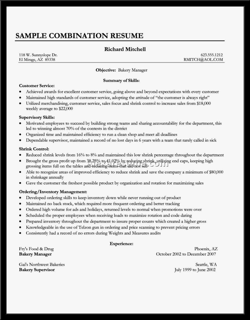 Examples Of Excellent Resumes Best Of Good Customer Service Letter Examples