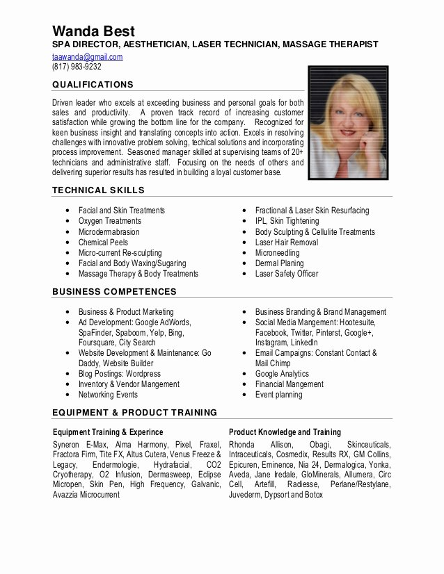 Examples Of Excellent Resumes Lovely Excellent Resume Sample