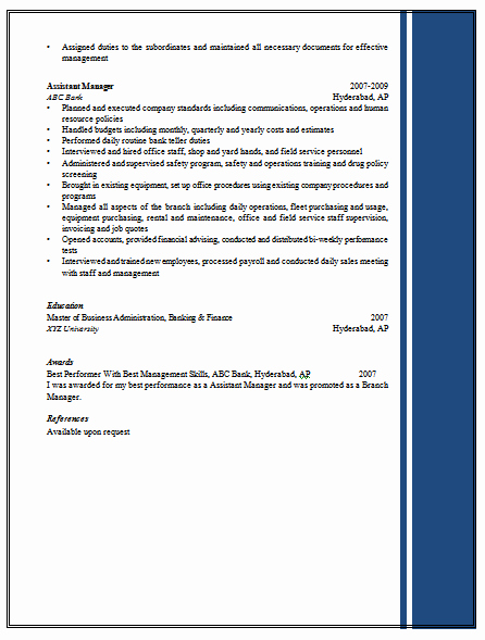 Examples Of Excellent Resumes New Over Cv and Resume Samples with Free Download
