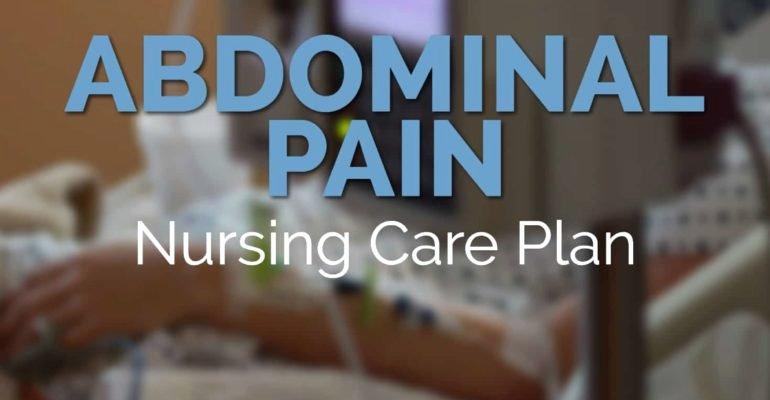 Examples Of Nursing Care Plans for Constipation Unique Nursing Care Plan for Abdominal Pain