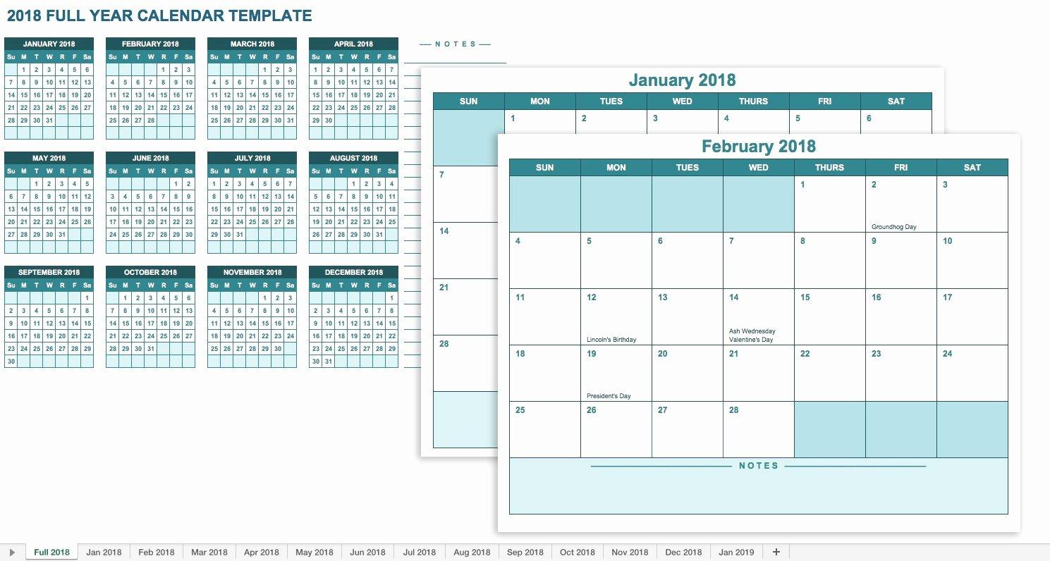 Excel Payroll Template 2019 Elegant Free Excel Calendar Templates