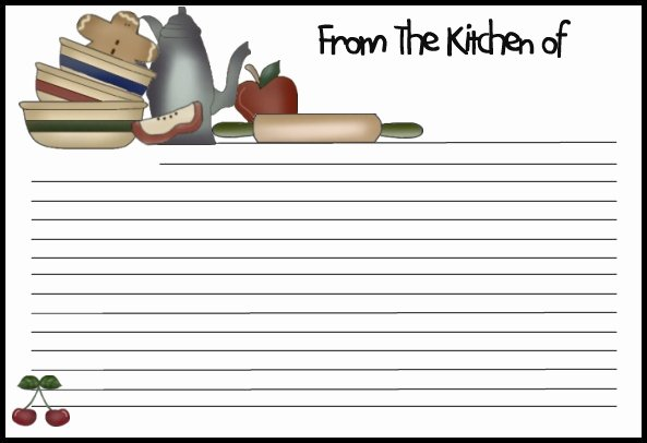 Excel Recipe Template Best Of 13 Recipe Card Templates Excel Pdf formats