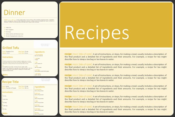 Excel Recipe Template Unique Free Blank Cookbook Template Pdf Word format