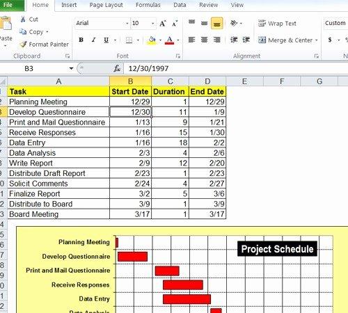Excel Survey Results Template Luxury Survey Questionnaire Gantt Chart Excel Template