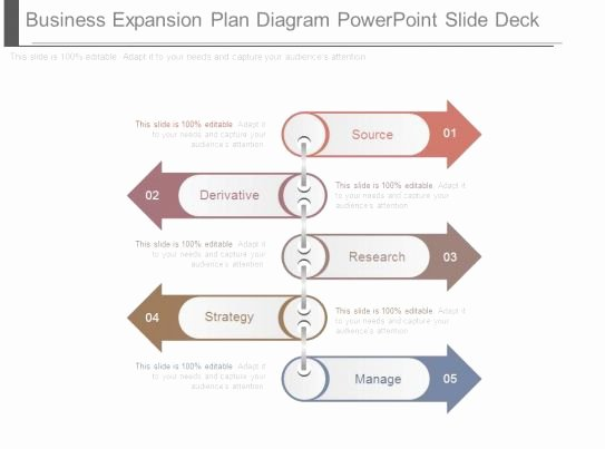 Expansion Plan Template Fresh Business Expansion Plan Diagram Powerpoint Slide Deck